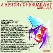 A Musical History of Broadway Musicals, Volume 9 von Various Artists