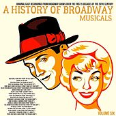 A Musical History of Broadway Musicals, Volume 6 de Various Artists