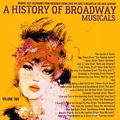 A Musical History of Broadway Musicals, Volume 2 de Various Artists