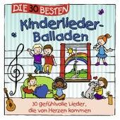 Die 30 besten Kinder-Balladen de Simone Sommerland