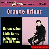Orange Driver - The Complete Harvey Recordings, Vol. 2 (Recordings of 1962 - 1963) de Jr. Walker The Quails