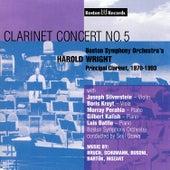 Clarinet Concert No. 5 von Harold Wright