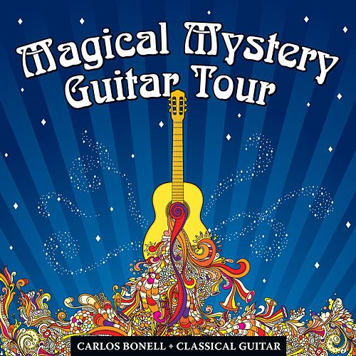Magical Mystery Guitar Tour by Carlos Bonell