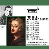 Purcell Keyboard Suites by Thurston Dart