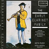 The Early Clarinet Family by Keith Puddy
