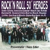 Rock'n Roll 50's Heroes - Presentatör Hans Edler de Various Artists