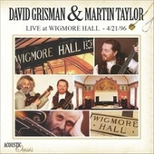 Live at Wigmore Hall de David Grisman