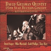 25th Year Reunion Concert de David Grisman