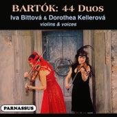 Bartók: 44 Duets for Two Violins - Bittová, Kellerová by Iva Bittova