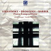 Stravinsky, Prokofiev, Barber: Petrushka - Sonatas by Various Artists