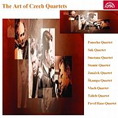 The Art of Czech Quartets by Various Artists
