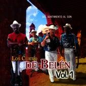 Del Sentimiento Al Son: Lo Mejor Del Bolero Y El Son Cubano Vol.1 by Los Cuatro De Belén