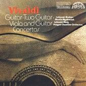 Vivaldi: Guitar Concertos by Lubomír Brabec