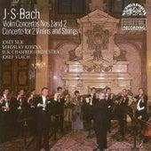 Bach: Violin Concertos Nos. 1 & 2, Concertos for 2 Violins and Strings von Josef Suk