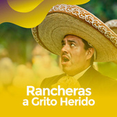 Rancheras a grito herido by Various Artists