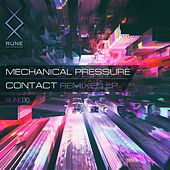 Contact Remixed LP by The Mechanical Pressure