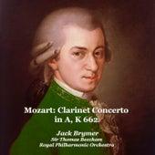 Mozart: Clarinet Concerto in A, K 622 de Jack Brymer
