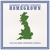 Homegrown Records 1993 Old Skool Classics von Various Artists
