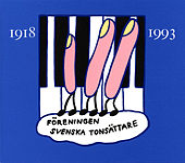 Foreningen Svenska Tonsattare (1918-1993) von Various Artists