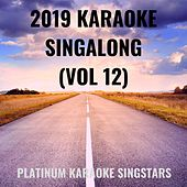 2019 Karaoke Singalong (Vol 12) de Platinum Karaoke SingStars
