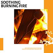 Soothing Burning Fire - Nature Music Collection for Meditation and Body Relaxation von Various