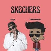 Skechers (feat. Tyga) (Remix) van DripReport