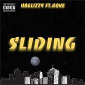 SLIDING by Haglizzy
