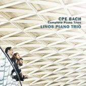 C.P.E. Bach: Complete Piano Trios von Linos Piano Trio