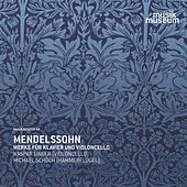 Mendelssohn: Works for Piano & Violoncello de Kaspar Singer