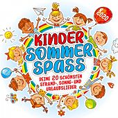 Kinder Sommerspass 2020 - Deine 20 schönsten Strand-, Sonne- Und Urlaubslieder von Various Artists