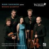 Franck Piano Quintet in F Minor, M7 - Fauré Piano Quintet No. 1 von Mami Shikimori