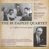 Mozart, W.A.: Piano Quartets Nos. 1 and 2 / Schumann, R.: Piano Quintet (Curzon, Arrau, Budapest Quartet) (1943, 1951) von Various Artists