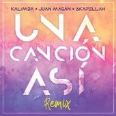 Una Canción Así (Remix) de Kalimba