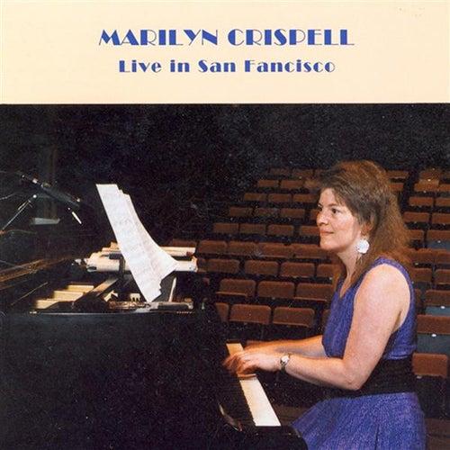 Crispell, Marilyn: Live in San Francisco by Marilyn Crispell