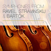 Symphonies from Ravel, Stravinskij & Bartók de Philadelphia Orchestra