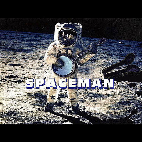 Spaceman by Deph Naught