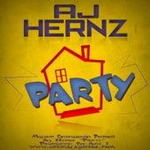 Party - Single by Aj Hernz