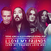 I Love My Friends (And My Friends Love Me) di Steve Aoki