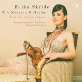 Mozart & M. Haydn: Violin Concertos de Baiba Skride