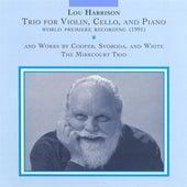 Trio America, Vol. 2 - Contemporary Piano Trios by The Mirecourt Trio