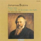 Brahms: Piano Trio No. 3 / Piano Trio in A Major by The Mirecourt Trio