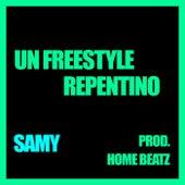 Un freestyle repentino de Samy