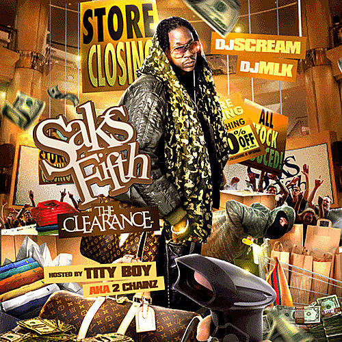 Saks Fifth: The Clearance by Various Artists