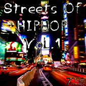 Streets of Hip Hop, Vol.1 de Various Artists