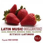 Latin Music Collection: Ritmos Latinos, Vol. 3 (Salsa, Reggaeton, Merengue, Rumba, Vallenatos) de Orquesta Marc Ventura