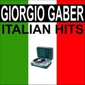 Italian hits by Giorgio Gaber