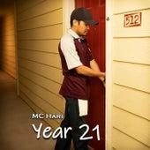 Year 21 by MC Hari