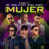 Una Mujer Remix (feat. Darell, Brytiago & De La Ghetto) de DJ Nelson