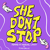She Don't Stop (Radio Edit) by Ashaad