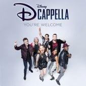 You're Welcome de Dcappella